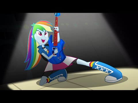 Awesome As I Wanna Be Song - MLP: Equestria Girls - Rainbow Rocks!