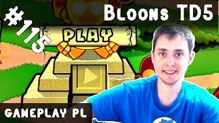 Bloons TD5 Po Polsku | Mamy MASTER MODE! | #115