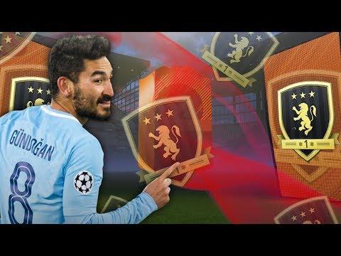NAGRODY ZA FUT CHAMPIONS! ZŁOTO 1! JEST MOTM! | FIFA 18