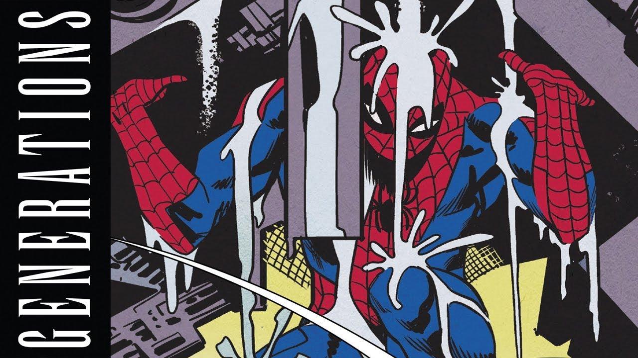 Marvel Generations Miles Morales Spider-Man & Peter Parker Spider-Man