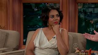 Regina Hall - She Tried Hard To Come On The Show - 2/2 Visits In chron. Order [1080p]