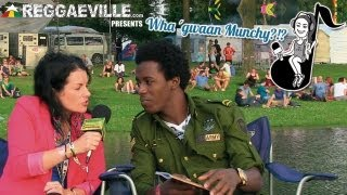 Wha' Gwaan Munchy?!? #4 ★ ROMAIN VIRGO @ SummerJam [July 2013]