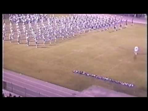 Barron Collier High School Marching Band 95 - St. Louis Blues March
