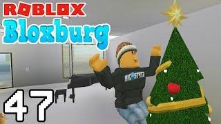 SAVE BLOXBURG CHRISTMAS!   Roblox BLOXBURG   Ep.47