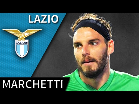 Federico Marchetti • Lazio • Best Saves Compilation • HD 720p