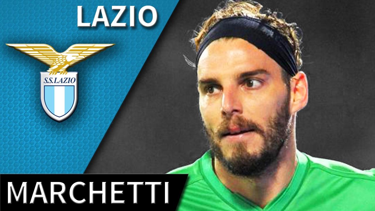 Federico Marchetti • Lazio • Best Saves pilation • HD 720p