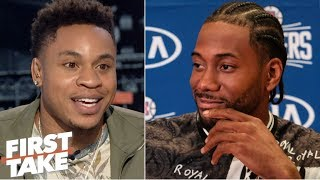 The Clippers' defense looks scary - Rotimi | First Take