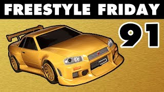 Freestyle Friday 91 - Rocket League - JHZER