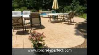 How We protect your Stamped Concrete Investment