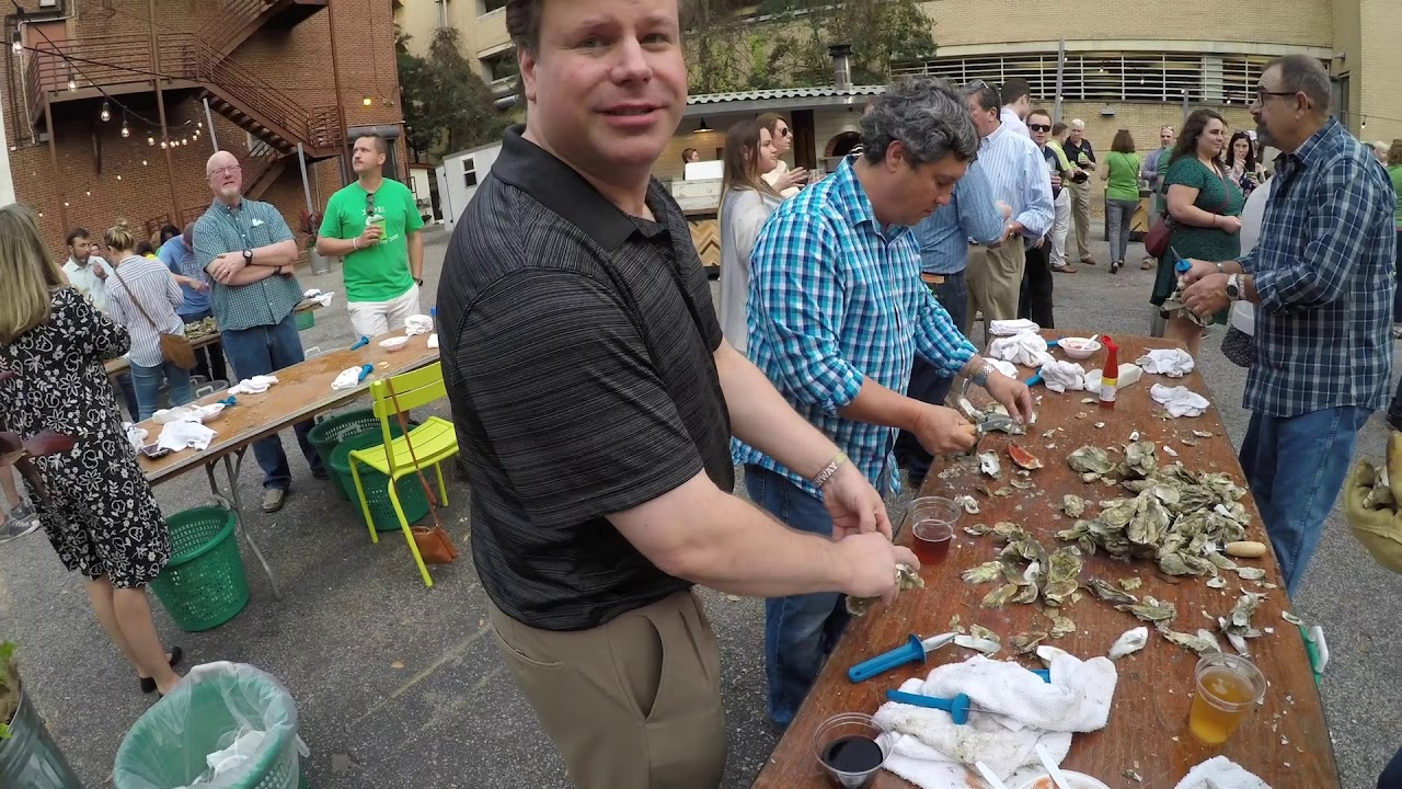 Charleston Medical District's 2019 Oyster Roast