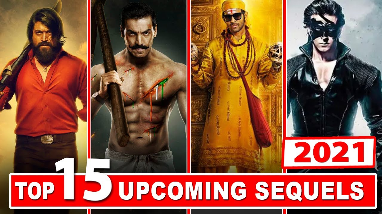 Top 15 Upcoming Bollywood Sequels Movies in 2021 | Cast | Release Date | Update