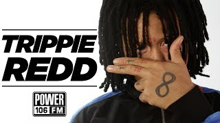 Trippie Redd Explains 1400 Gang Meaning