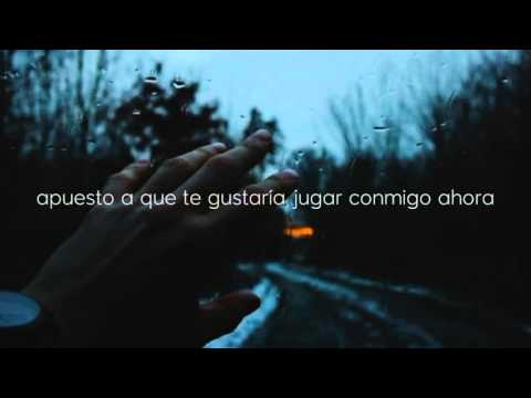 gnash - u only call me when it's raining out (Español)