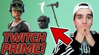 GLEICH NEUER KOSTENLOSER TWITCH PRIME SKIN!!💯🔥 | TWITCH PRIME LOOT #2! | Fortnite Battle Royale