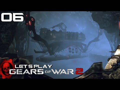 Beast Barges - Part 6 (Let's Play Gears of War 2)