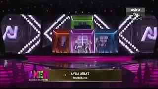 Anugerah MeleTOP ERA 2019 | Temberang Ayda Jebat