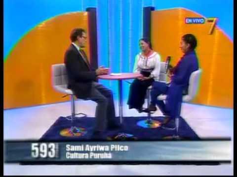 593 Ecuador - Desde Ecuador TV Quito En Estudio