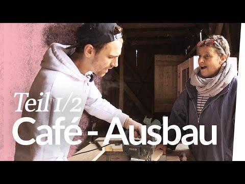 Kaffee ist (fast) fertig! – Café-Ausbau Teil 1 | Kliemannsland