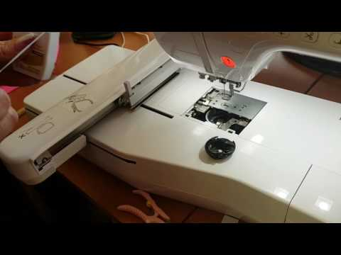 How to maintain, clean and oil your Embroidery Machine