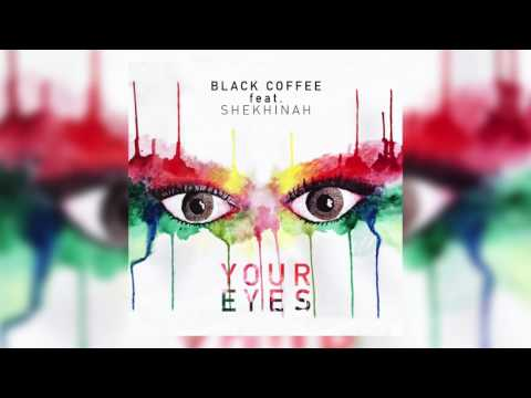 Black Coffee - Your Eyes feat. Shekhinah (Cover Art)
