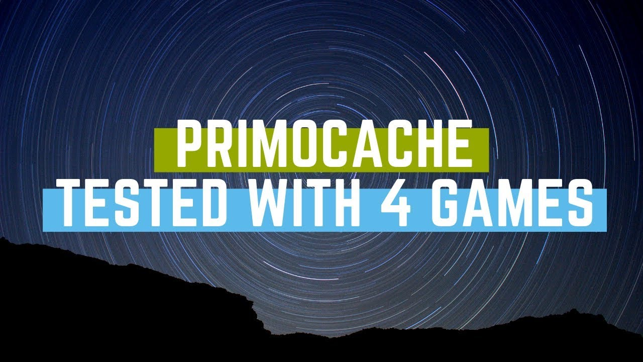 PrimoCache 4.1 Crack Latest Version License Key Free Download