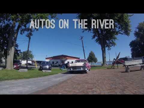 Cape Vincent's Annual Autos on the River