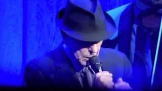 Leonard Cohen, First We Take Manhattan, Radio City Music Hall, New york, 06-04-2013