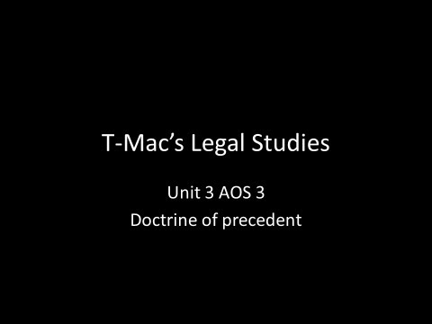 doctrine of judicial binding precedent Judicial precedent essay judicial precedent within the present system of precedent in the english legal system, judges have very little discretion in their decision making judges have always been relied upon to interpret and apply the law.