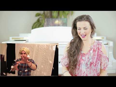 Vocal Coach Reacts to Superfruit - Frozen Medley ft Kirstin Maldonado