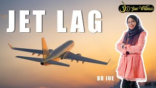 If you've ever traveled internationally, you've likely experienced jet lag, a temporary sleep disord.