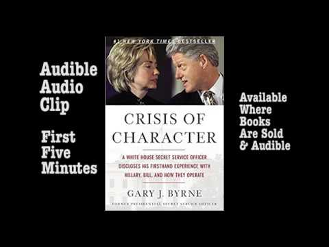 First Five Minutes Of Crisis Of Character By Gary Byrne Youtube