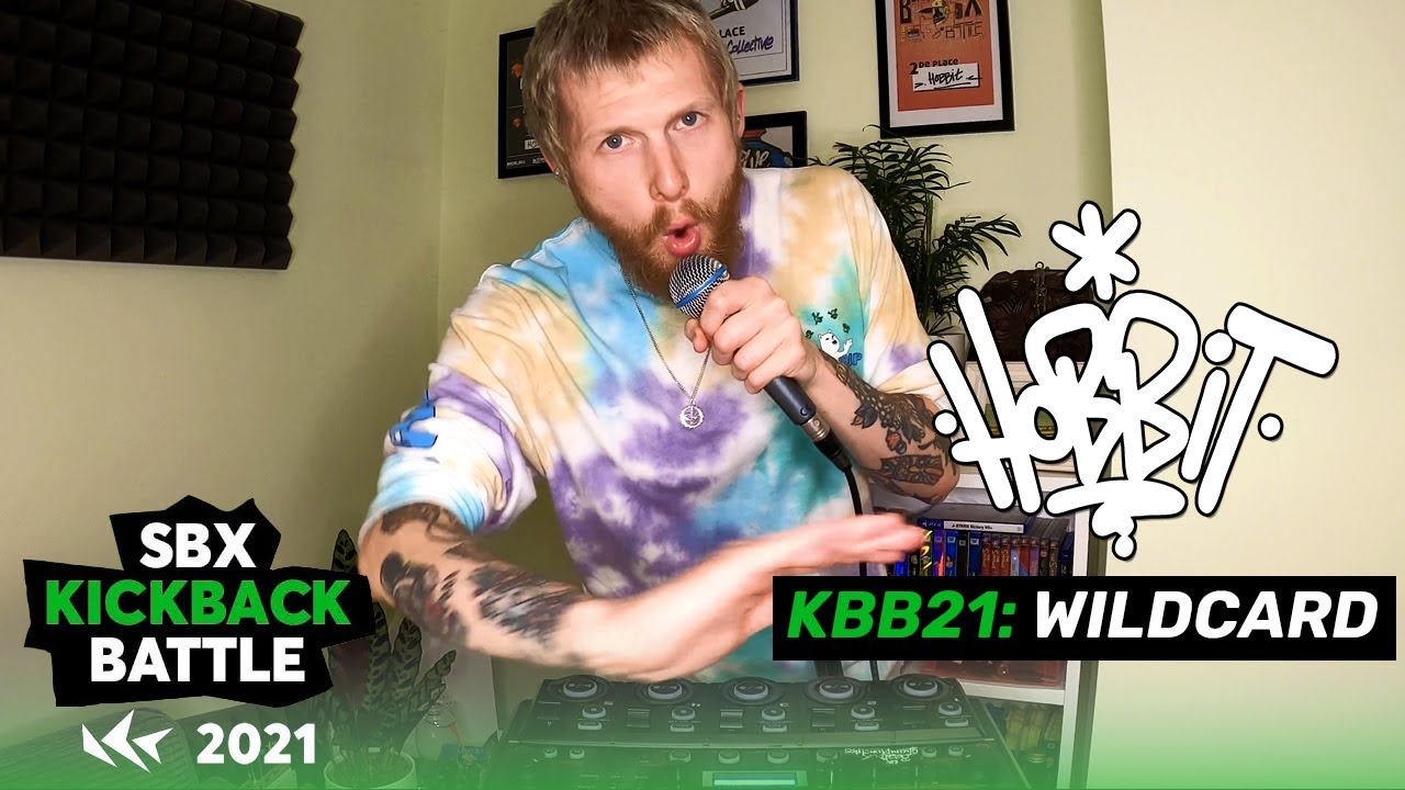 HOBBIT - KBB21: BOSS RC-505 Loopstation Edition Wildcard