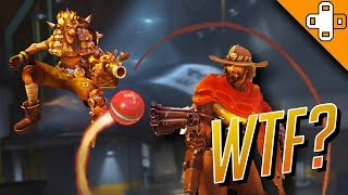 0.0001% Junkrat Shot! - Overwatch Funny & Epic Moments 359