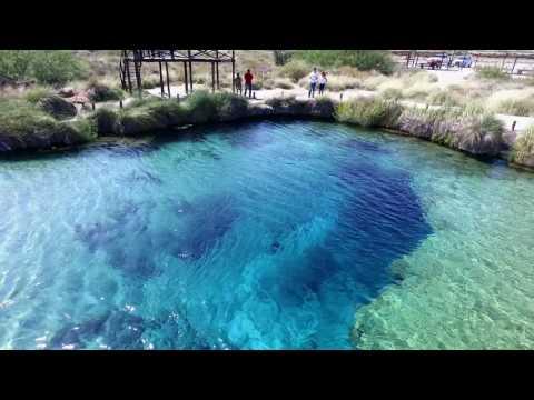 DJI traveling Coahuila - Durango Mexico