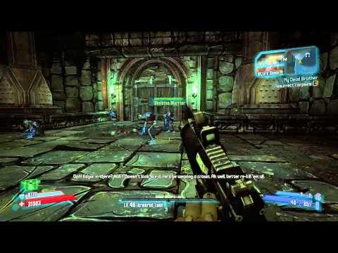 Borderlands 2 - Tiny Tina's Assault On Dragons Keep DLC (Gameplay/Commentary) [HD] Ep.51 |
