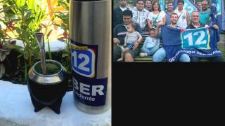 En Mayo vota la 12...!! Vota Eber Intendente..!!