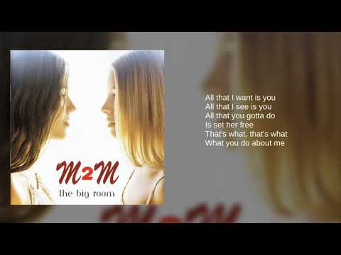 Download mp3 Terbaru M2M: 05. What You Do About Me (Lyrics) gratis