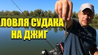 Рыбалка в Астрахани ловля судака на джиг