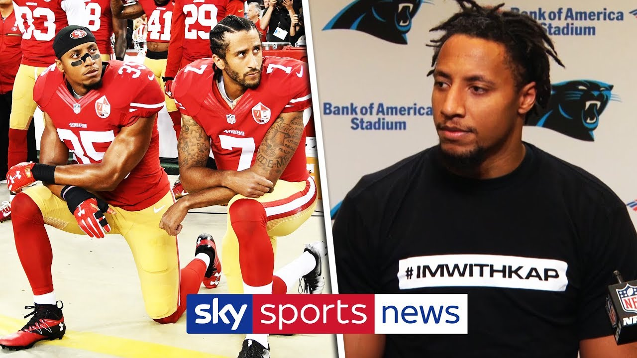 d87c3608 Eric Reid speaks out on lawsuit after joining Carolina Panthers ...