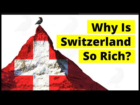 The Economy Of SWITZERLAND, Unraveling Swiss Economy