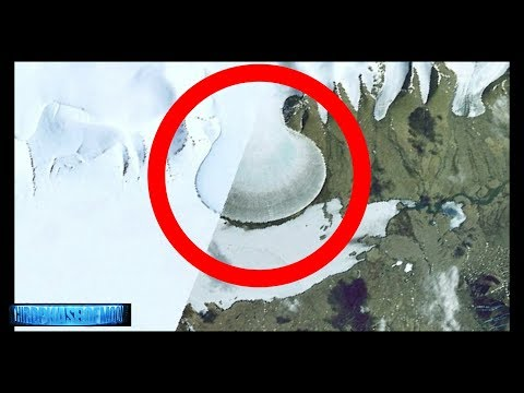 BREAKING NEWS!! Unknown Alien Mega Structure Discovered In Greenland? 9/27/17