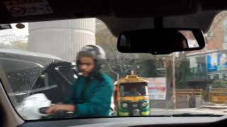 C'TRAVEL DIARIES - In India // Indian trafic