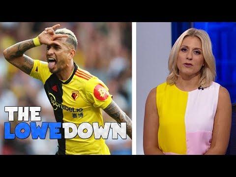 Premier League Weekend Roundup: Matchweek 5 | The Lowe Down | NBC Sports