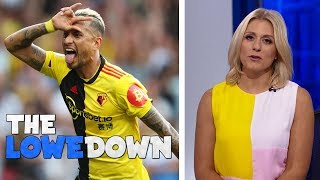 Premier League Weekend Roundup: Matchweek 5 | The Lowe Down | NBC Sports