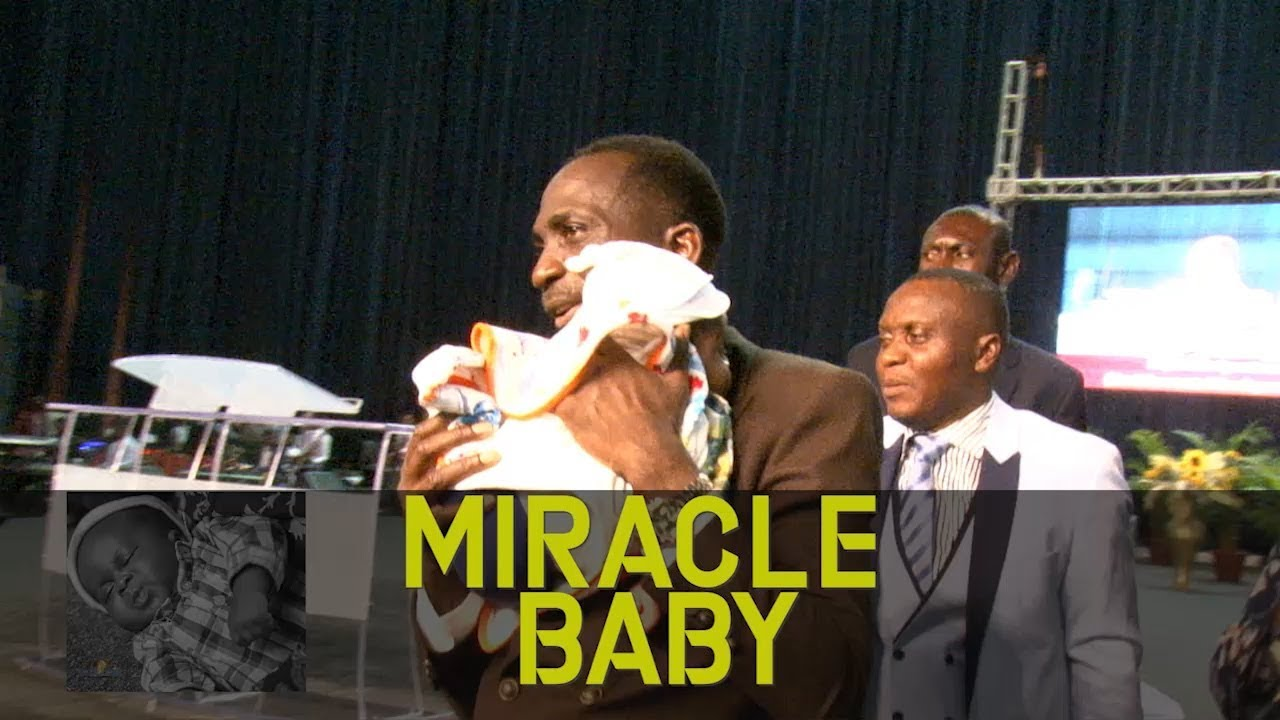 MIRACLE BABY!