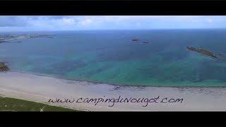 Camping du Vougot - Camping piscine Finistère bord de mer