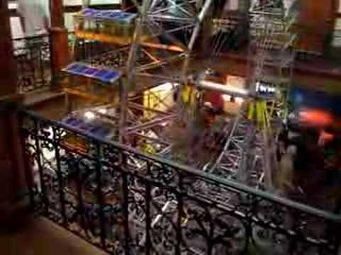 Erector Set Ferris Wheel, St. Augustine, Fl