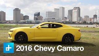 2016 Chevrolet V6 Camaro - Road Trip Review