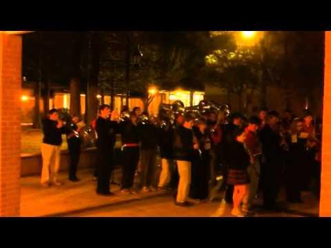 Catholic High School Baton Rouge Louisiana Pep Band 1/26/2011