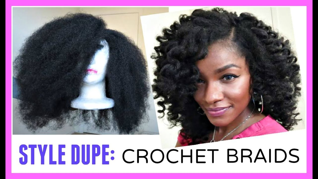 Crochet Braids Denver : CROCHET BRAIDS ALTERNATIVE: Marley Hair Wig in 30 Minutes! - YouTube